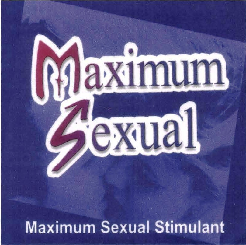 Maximum Sexual